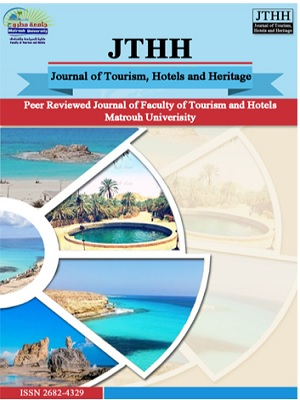 Journal of Tourism, Hotels and Heritage